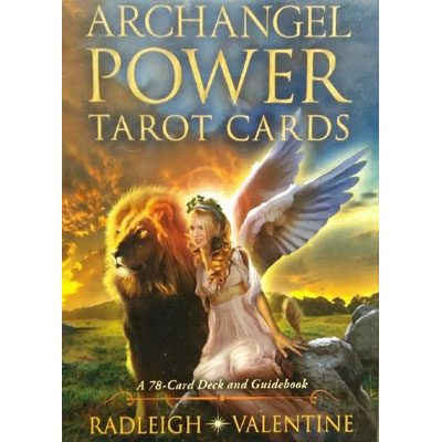 Arch Angel Power Tarot Cards