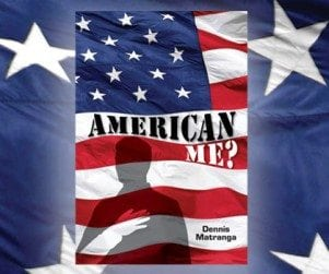 Creative House Press American Me Book Cover