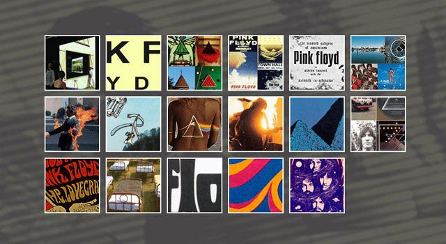 Pink Floyd Website